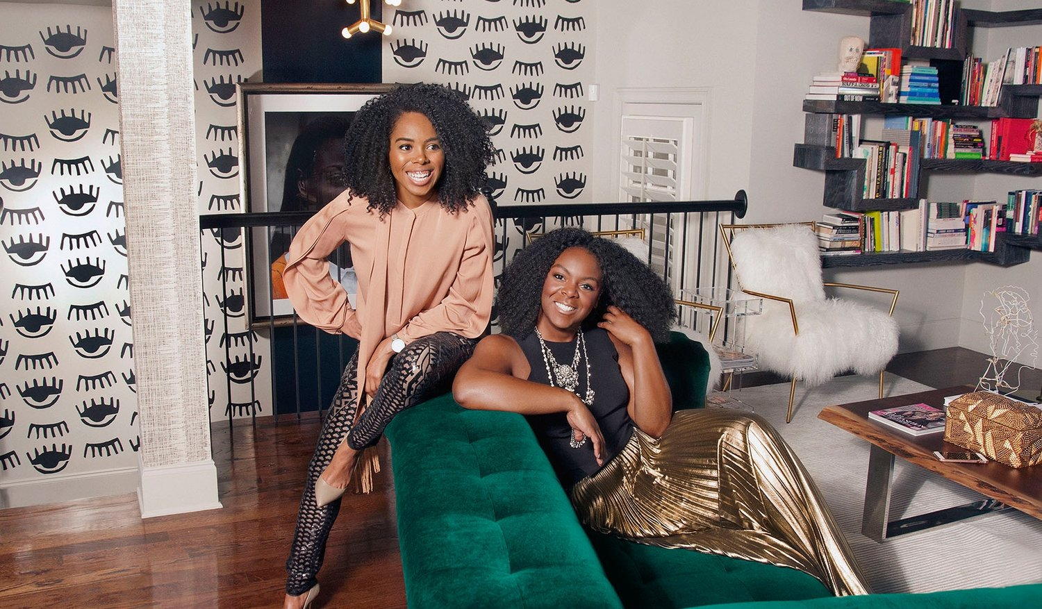 Atlanta's Favorite Interior Designers: Tavia Forbes and Monet Masters